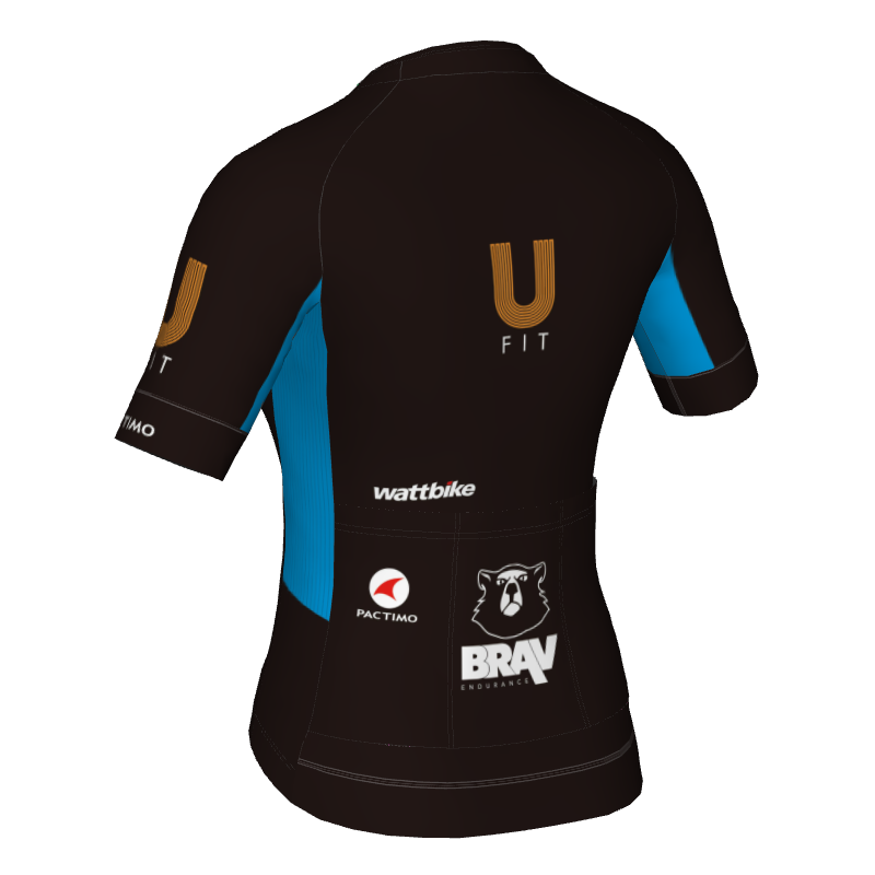 UFit Tri Women's Summit Jersey - UFit Gym Cardiff