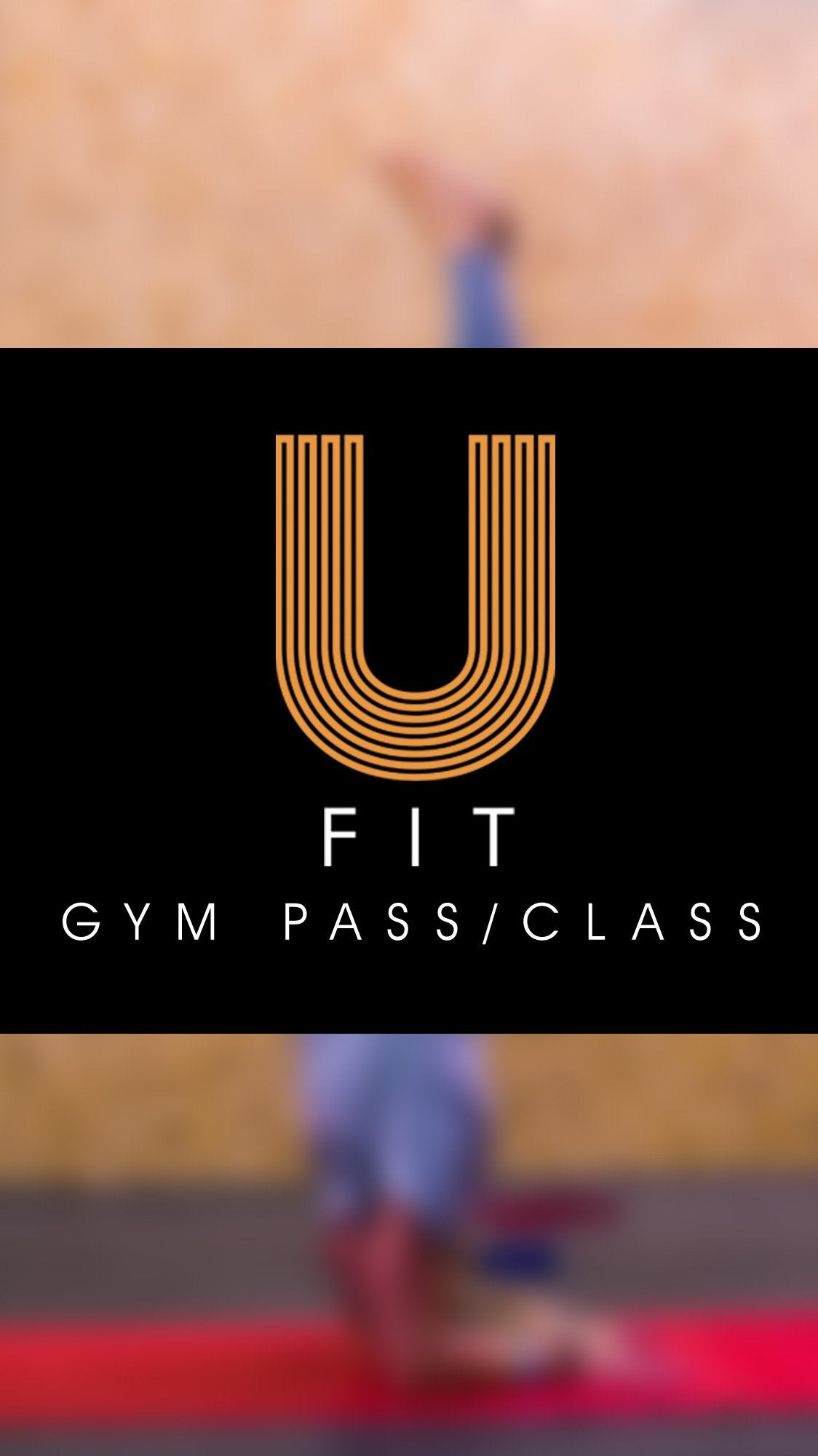 Gym Pass/Class Pass x 10 sessions (Non-Member) - UFit Gym Cardiff
