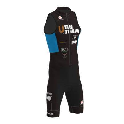 UFit Tri Men's Summit Sleeveless Tri Suit