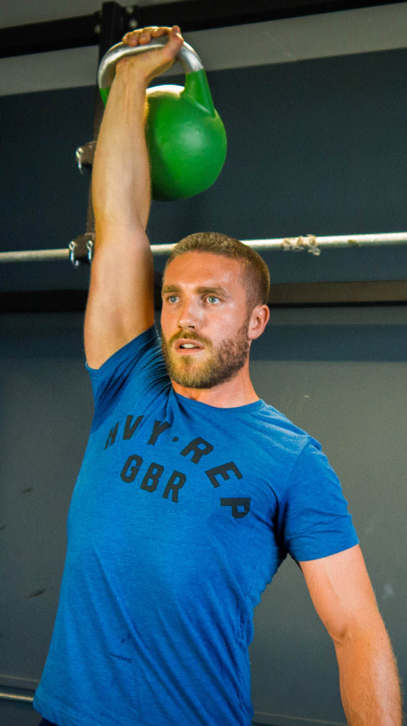 Kettlebell CPD - UFit Gym Cardiff