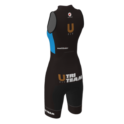 UFit Tri Women's Summit Sleeveless Tri Suit