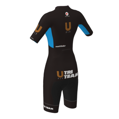UFit Tri Women's Summit Tri Suit SS