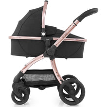 egg Stroller Diamond Black Edition - Newbie and Me Online Baby Store