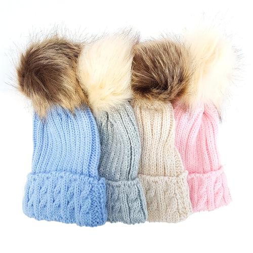 Winter Warm Baby Hat - Newbie and Me Online Baby Store