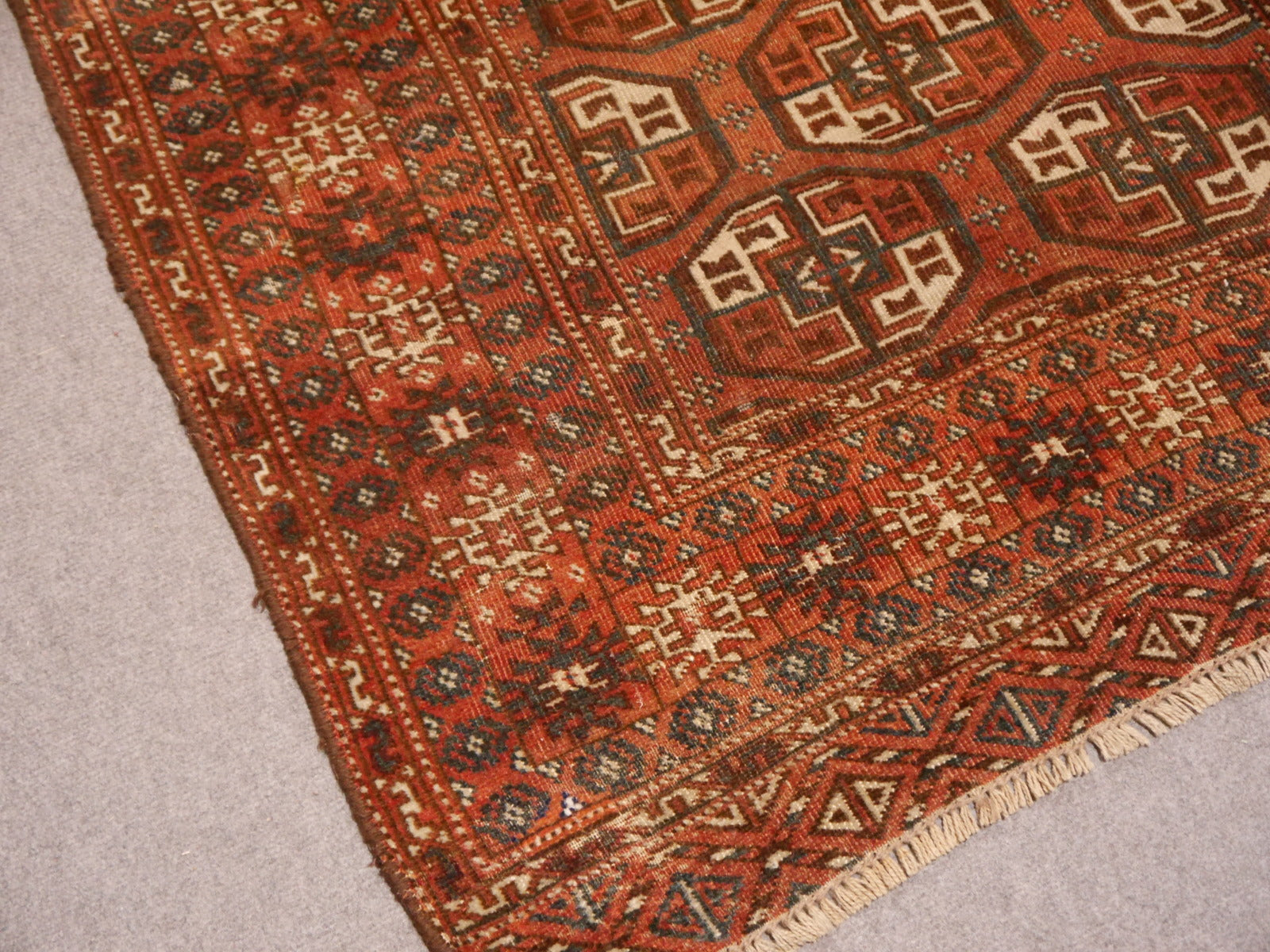wayfair hand oriental rug area bokhara tribal navy knotted rugs herat pdx