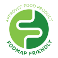 Certified LOW FODMAP by FODMAP FRIENDLY