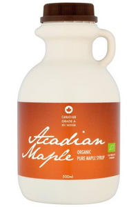 ACADIAN Organic Maple Syrup (500ml)