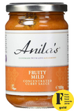 ANILA'S Fruity Mild Curry Sauce (300g)
