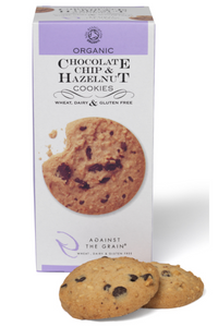 AGAINST THE GRAIN Chocolate Chip & Hazelnut Cookies (150g)