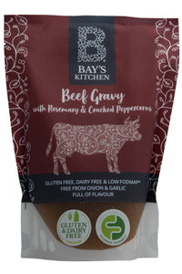 BAY'S KITCHEN Beef Gravy with Rosemary & Cracked Peppercorns (300g)