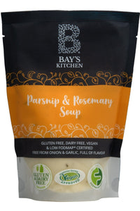 BAY'S KITCHEN Parsnip & Rosemary Soup (300g)
