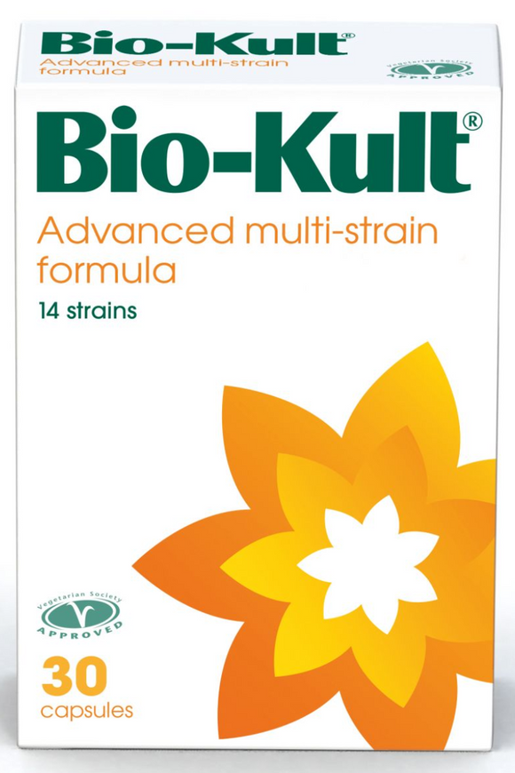 BIO-KULT Advanced Multi-Strain Formula (30 capsules)