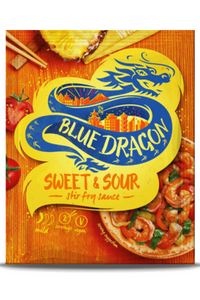 BLUE DRAGON Sweet & Sour Stir Fry Sauce (120g)