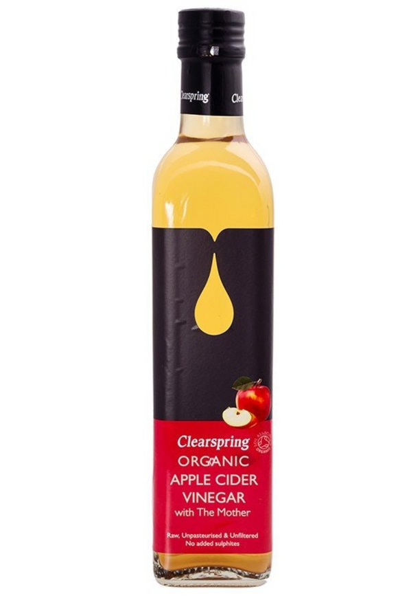 CLEARSPRING Organic Apple Cider Vinegar (500ml)