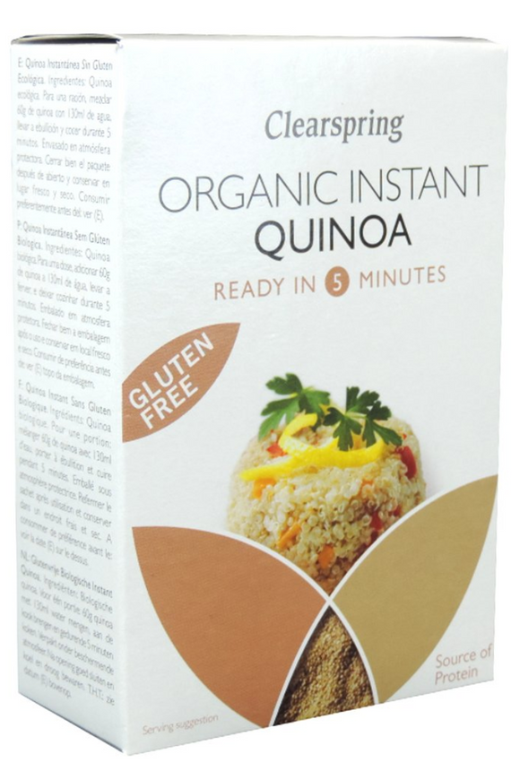 CLEARSPRING Organic Instant Quinoa (180g)