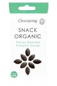 CLEARSPRING Tamari Roasted Pumpkin Seeds (30g)