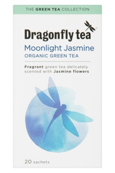 DRAGONFLY Monlight Jasmine Green Tea