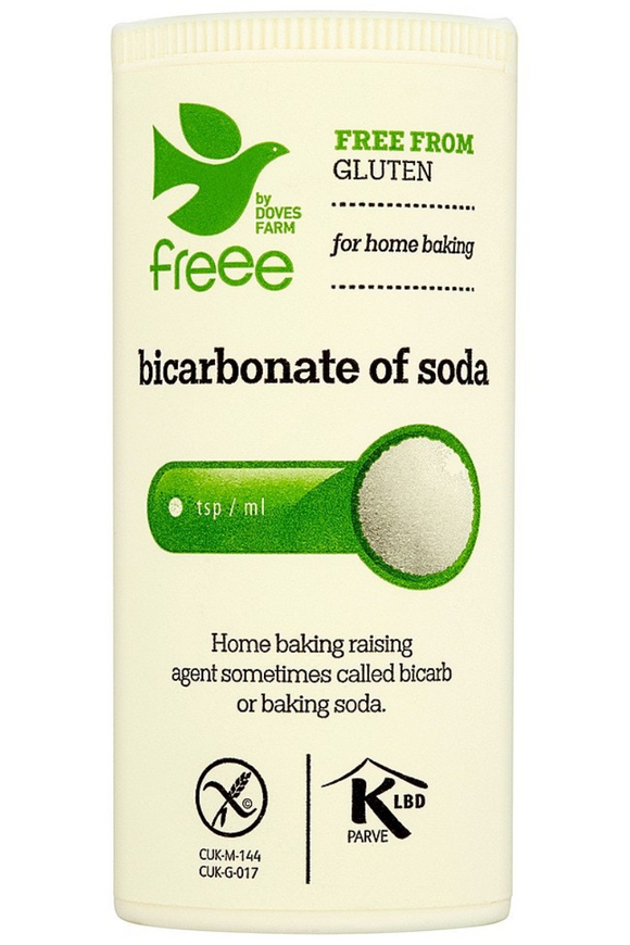 DOVES FARM Gluten Free Bicarbonate of Soda (200g)