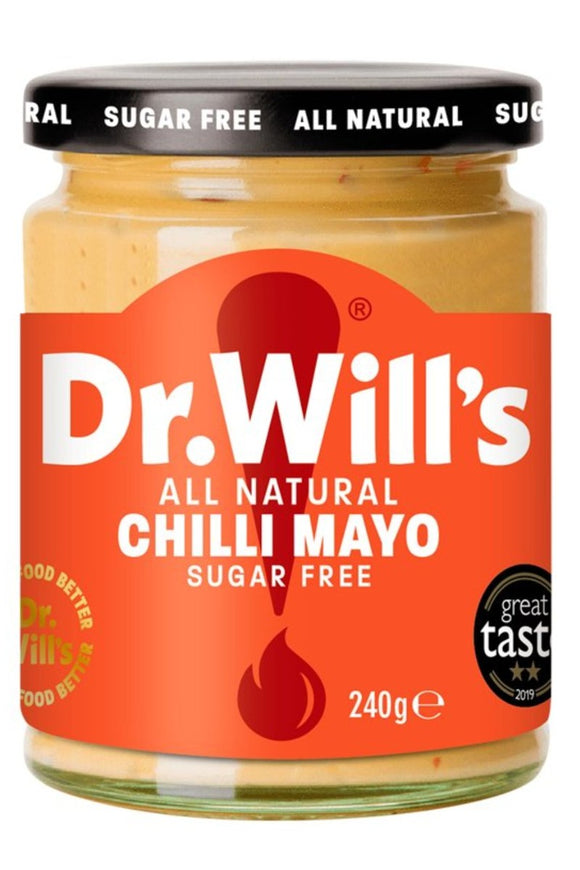 DR. WILL'S Chilli Mayo (240g)