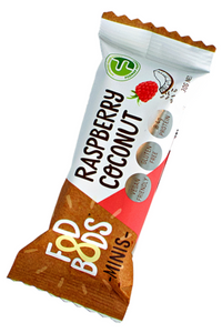 FODBODS Raspberry Coconut Protein Bar (30g)