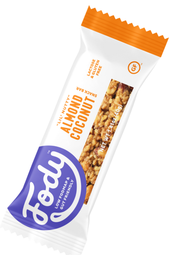 FODY Almond Coconut Bar (40g)