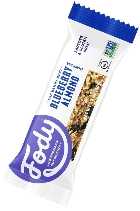 FODY Blueberry Almond Bar (40g)