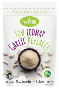 FREEFOD Garlic Replacer (72g)