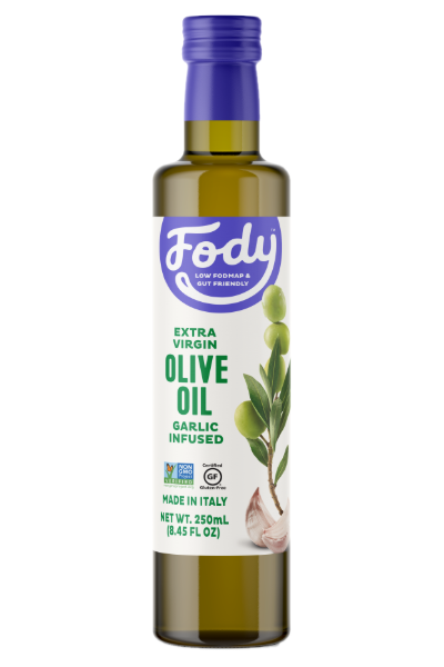 FODY Garlic Infused Extra Virgin Olive Oil