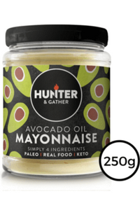 HUNTER & GATHER Avocado Oil Mayonnaise (250g)