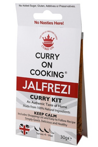 CURRY ON Jalfrezi Curry Kit (30g)