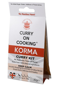CURRY ON Korma Curry Kit (30g)