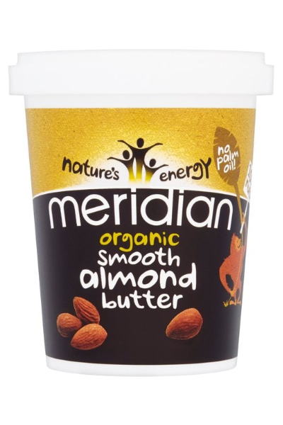 MERIDIAN Organic Smooth Almond Butter