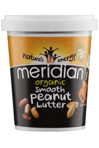 Meridian Organic Smooth Peanut Butter (454g)