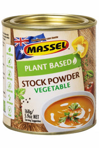 MASSEL Stock Powder - Vegetable Style (168g)