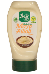LOWY Vegan Mayo Allioli flavour (280ml)