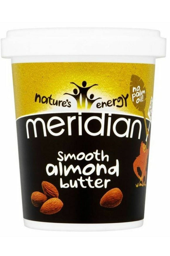 MERIDIAN Smooth Almond Butter (454g)