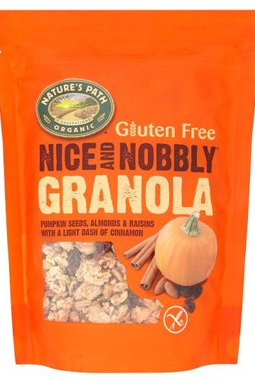 NATURES PATH Granola with Pumpkin Seeds and Raisins (312g)