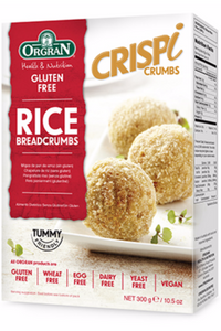 ORGRAN Crispi Rice Bread Crumbs