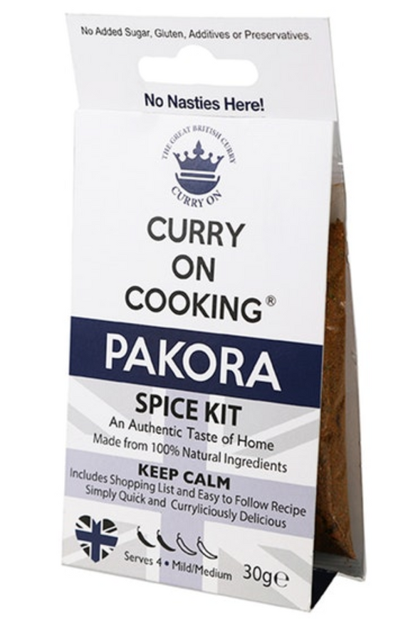CURRY ON Pakora Spice Kit (30g)