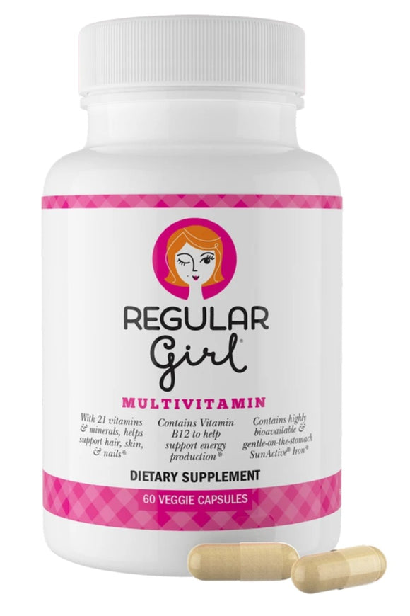 REGULAR GIRL Multivitamin (60 capsules)