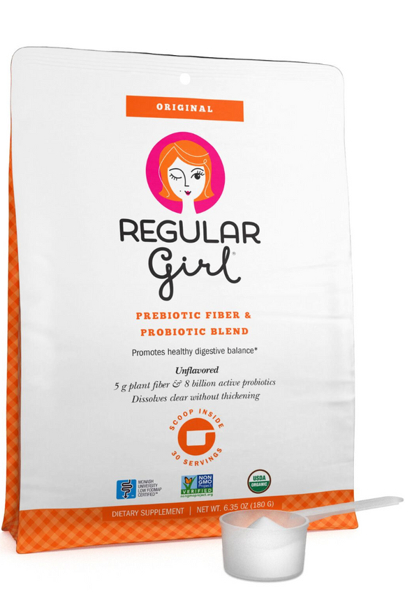 REGULAR GIRL Original Powder (180g)