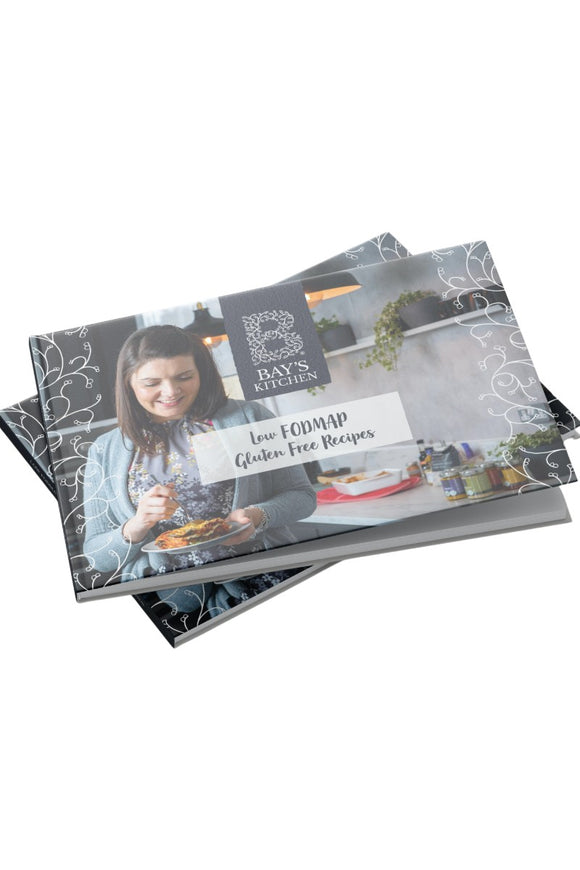 BAY'S KITCHEN Recipe Booklet