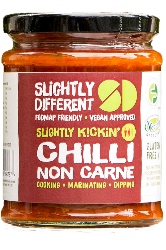 SLIGHTLY DIFFERENT Chilli Non Carne Sauce (260g)