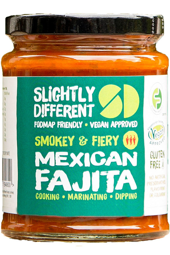 SLIGHTLY DIFFERENT Mexican Fajita Sauce (260g)