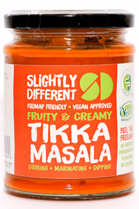 SLIGHTLY DIFFERENT Tikka Masala Sauce (265g)