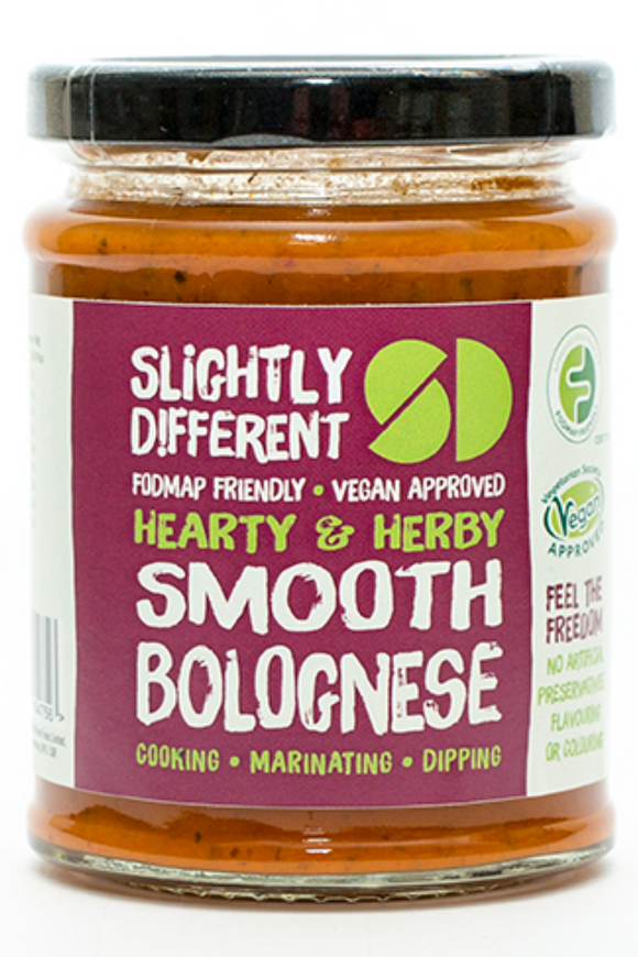 SLIGHTLY DIFFERENT Bolognese Sauce (265g)