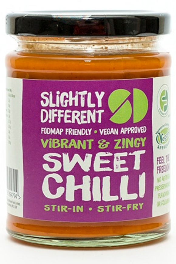SLIGHTLY DIFFERENT Sweet Chilli Sauce (260g)