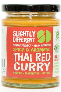 SLIGHTLY DIFFERENT Thai Red Curry (260g)