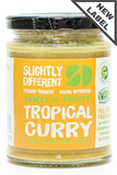 SLIGHTLY DIFFERENT Tropical Curry Sauce (265g) x3