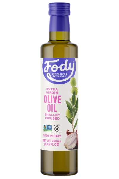 FODY Shallot Infused Extra Virgin Olive Oil